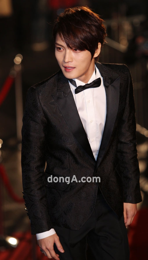 Jaejoong Blue Dragon Red Carpet